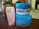 Cream Gamat [ buat kulit makin cant